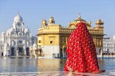 The holy city and home of the Golden Temple...