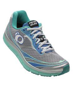 10d5674e501de Pearl Izumi Silver   Aqua Mint Em Road N2 v3 Running Shoes