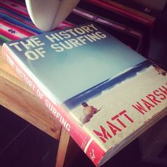 """At nearly 500 pages, with 250,000 words and more than 250 rare photographs, """"The History of Surfing"""" by Matt Warshaw reveals and defines the sport with a voice that is authoritative, funny, and wholly original. The obsessive nature of this endeavor is matched only by the obsessive nature of surfers, who will pore through these pages with passion and opinion. A true category killer, this is the definitive history of surfing. Hardcover: 495 pages. Please allow 3-7 days for delivery."""
