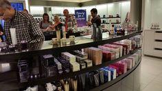 The Newyork Avon shop.