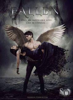 Daniel Grigori and Luce Price Fallen series