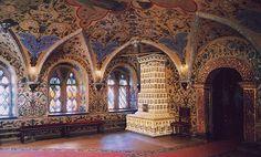 Дизайн интерьера, Древняя Русь стиль дизайна интерьера г.Москва
