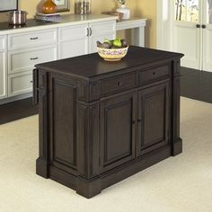 Shop for Home Styles Prairie Home Kitchen Island. Get free delivery at Overstock.com - Your Online Kitchen