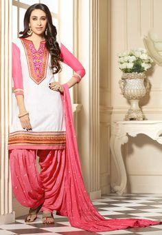 9d07105a3c #Punjabi #Suit Shalwar Kameez, Patiala Salwar, Salwar Kameez Online, Kurti,