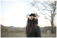 How to Make a Flower Crown | DIY for a Boho Chic Bride | San Diego Engagement & Wedding Photographer