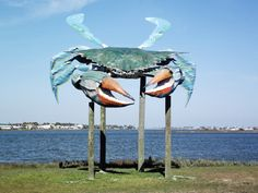 Rockport, TX  The Crab is Back!