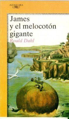 La Gallina Pintadita: James y el melocotón gigante