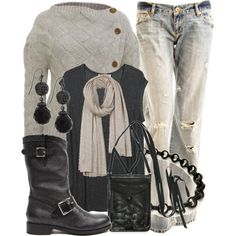 """Severance"" by leena on Polyvore"