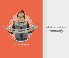 Klingon Valentines