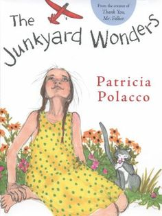 """Junkyard Wonders by Patricia Polacco: Inspired by a teacher who believes each of them is a genius, a class of special-needs students invents something that could convince the whole school they are justifiably proud to be """"Junkyard Wonders. This Is A Book, The Book, Great Books, My Books, Amazing Books, Amazing Things, Patricia Polacco, Special Needs Students, Special Kids"""