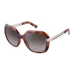 Occhiali da sole Chloé – protezione UV 3 – Montatura: acetato – Diametro lenti: 57 mm – Larghezza ponte: 18 mm – Lunghezza aste: 135 mm – Custodia originale