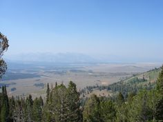 Montana: Galena Pass