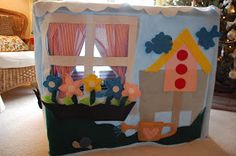 A Small Snippet: the playhouse