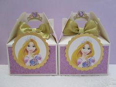 Rapunzel Favor Boxes, Rapunzel Party Favors, Rapunzel Party, Rapunzel and Flynn Ryder Favor Boxes, P Disney Princess Birthday Party, Birthday Party Favors, Princess Party, Birthday Parties, Baby Shower Centerpieces, Baby Shower Favors, Baby Shower Decorations, Rapunzel Disney, Flynn Ryder