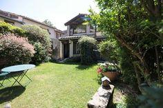 Jardin des Chambres d'hôtes et gîte à vendre à Chabeuil dans la Drôme