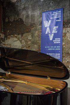 Nudo : la musique de l'ingéniosité collective, pour clôturer #WaveMilano :: Plus d'info sur : http://www.wave-innovation.com/milan :: © Elena Rosignoli