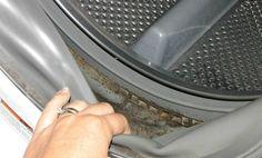 Comment nettoyer le joint de la porte de la machine à laver