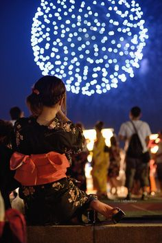 We can enjoy summer in japan with many many festivals with firework, etc... It s really so awesome!