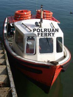 Polruan Ferry, Cornwall, UK, photo taken by Debbie Corke, September 2013, shorelings1@gmail.com