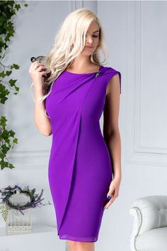 abonare One Shoulder, Casual, My Style, Peplum, How To Wear, Floral, Dresses, Fashion, Casual Gowns