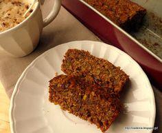 Υπέροχο κέικ καρότου-καρύδας χωρίς αλεύρι κ ζάχαρη!