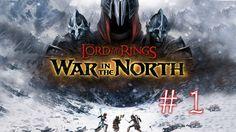LotR - War in the North #1 - Una nuova avventura!!