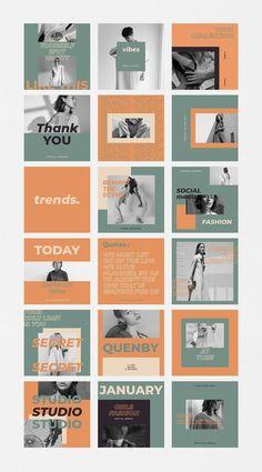 Instagram Feed Ideas Posts, Instagram Feed Layout, Feeds Instagram, Instagram Banner, Instagram Grid, Instagram Post Template, Instagram Design, Ig Feed Ideas, Feed Insta