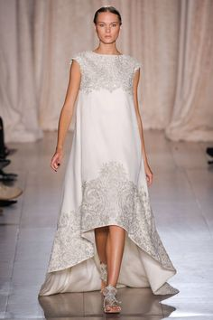 NEW YORK - Marchesa #nyfw #fashion #runway