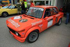 Vintage racer. 2002.  Jaegermeister