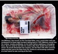 Serial killer 👀😷🍗