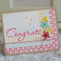 Congrats Star Tiny Tags