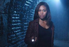 Nicole Beharie as Lieutenant Abbie Mills in 'Sleepy Hollow' Season 2 Cast Photos