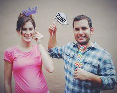 Gender reveal party #maternity #genderreveal