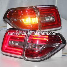 300.00$  Buy now - http://aliigm.worldwells.pw/go.php?t=32218735292 - LED  rear light  For NISSAN Patrol for Infiniti QX56  LD