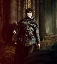 Ramsay Snow. The most evil and sadistic character I think I've ever read.