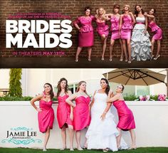 Windstar Country Club │ Naples, FL │ Jamie Lee Photography │ bridesmaids movie poster pose