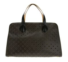 Marni Cut-Out Leather Tote: Check and Mate