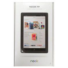 "Barnes & Noble NOOK HD+ 32GB 9"" Android Tablet Slate BNTV600 WOB - $99.49 (save 50%) #ebay #barnesnoble #noblenookhdgb #wifi"