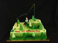 Zip Lining Cake! Short North Piece of Cake Columbus, Ohio