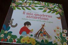 Il mio quaderno steineriano – per sperimentare la pedagogia Steiner-Waldorf | MammaMoglieDonna