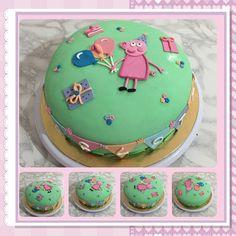Peppa pig cake   fase 2