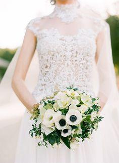 Sophisticated Wedding Inspiration | Wedding Ideas | Oncewed.com