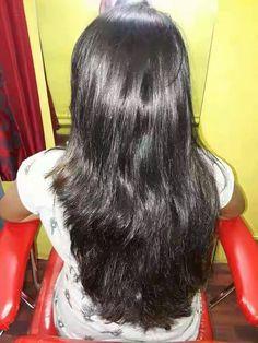 Indian Long Hair Braid, Braids For Long Hair, Beautiful Haircuts, Beautiful Long Hair, Long Layered Hair, Her Hair, Cool Hairstyles, Hair Cuts, Hair Beauty