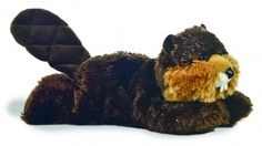 Builder the Beaver Plush Toy | American Expedition