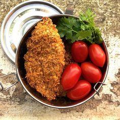 panados de frango no forno para coratr em tiras em vez de bifes
