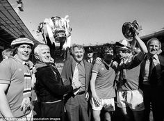 Another FA Cup success but it took Tommy Docherty five years to achieve his