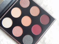 Is this the palette of dreams? I think so. Everything about it is beautiful; the packaging, the shades, the quality and the pigmentation of each shade. I've talked about Makeup Geek Shadows before and