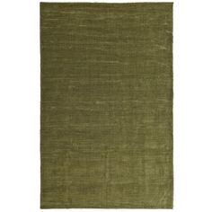 Ashna Shimmer Rugs - Green (5x8 $350)