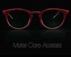 MODO Metal Core Acetate 2.8 mm thin, lightweight and always in shape #modoeyewear #innovation #design #buyaframegiveaframe