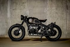 '83 BMW R80 by ER Motorcycles